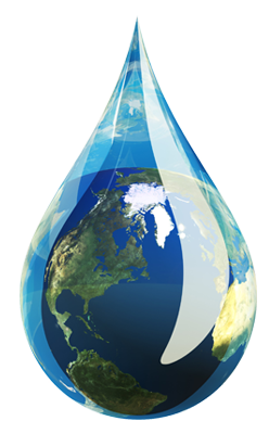World Map Water.Water Reuse For Drinking Watereuse
